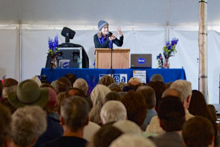2015 Keynote Speaker Amy Goodman, Host of Democracy Now!