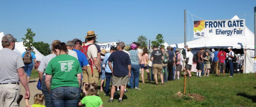 27th Annual Energy Fair Highlights