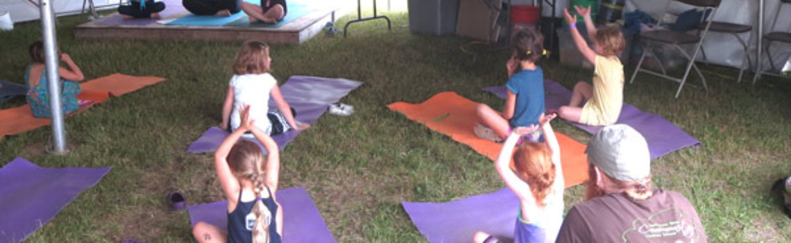 Yoga for Kids and Family