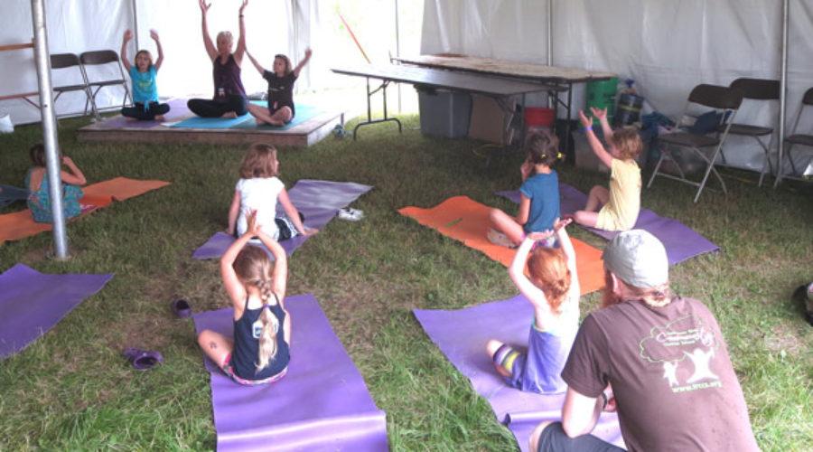 Yoga for Kids & Family