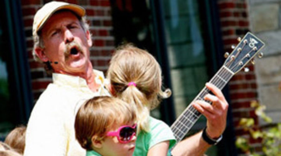 Sustainable Singing with Tom Pease