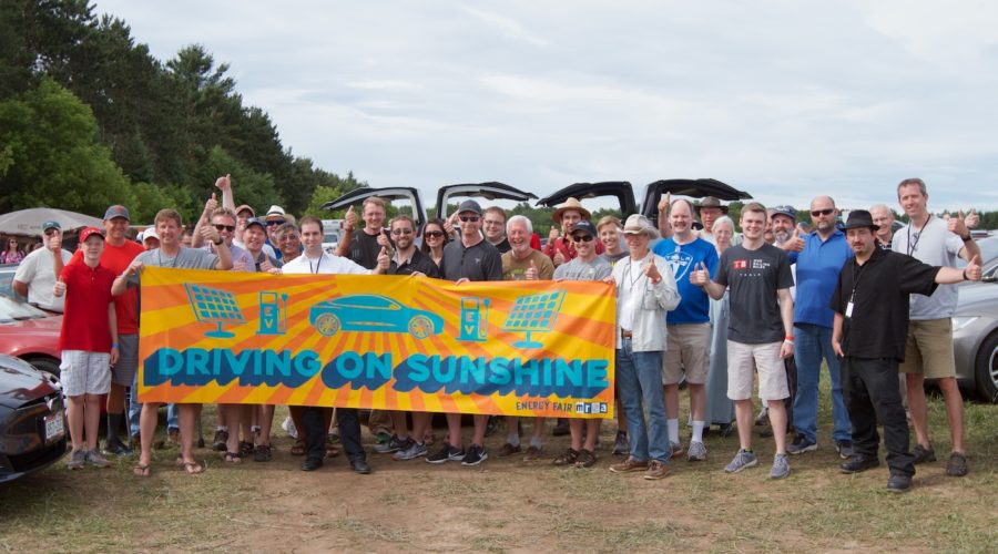 THANK YOU for coming to The Energy Fair in Custer, WI!