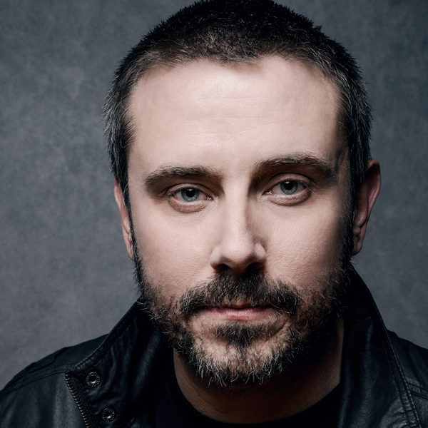 PARK CITY, UT - JANUARY 22:  Writer Jeremy Scahill poses for a portrait during the 2013 Sundance Film Festival at the WireImage Portrait Studio at Village At The Lift on January 22, 2013 in Park City, Utah.  (Photo by Jeff Vespa/WireImage)