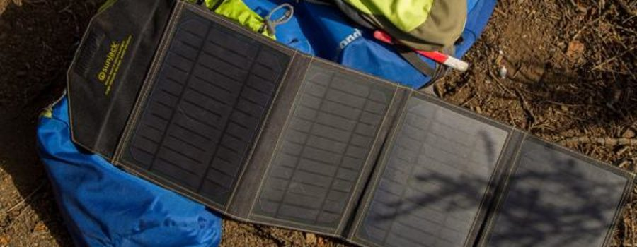 Win One of Three SunJack Portable Solar Chargers!
