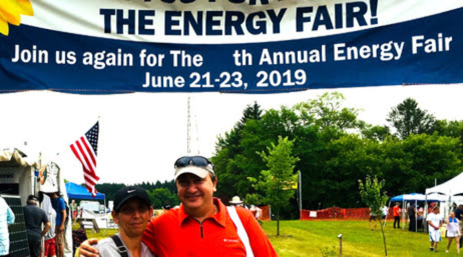 Energy Fair Recap & Thank You!