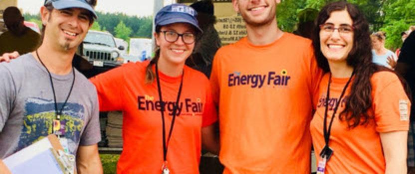 Energy Fair Survey: Winner Announced!