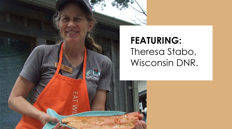 DNR Cooking Demonstration