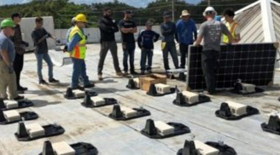 Experiences from the Toa Baja Training & Install